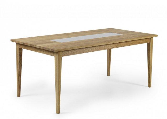 Matbord med stenskiva