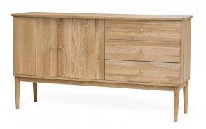 EKHAGA Matbord 195x100 oljad ek Möbler
