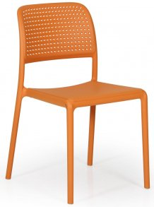 Bora Stapelstol Orange