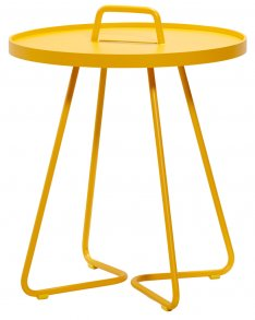 On The Move Sidobord Liten Yellow