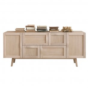 Rainbow Sideboard 174cm Blond Ask
