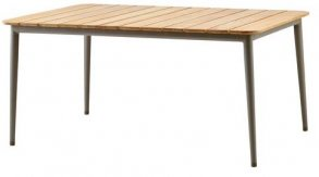 Cane-Line Core bord 160x100 cm, Taupe