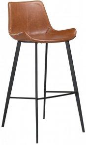 Hype Barstol Petroleumblått Konstläder Möbler