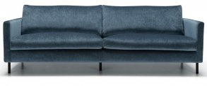 Impulse 4-sits Soffa Lux Elyot Dark Blue