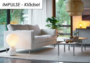 Impulse Klädsel - Divansoffa Set 4