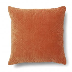 Kudde Geometric Burnt Orange