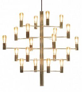 Manola Taklampa 20 LED Golden
