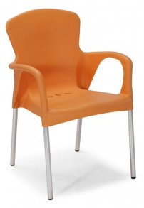 Marieholm Stapelstol Orange