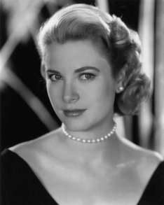 Grace Kelly Fotokonst