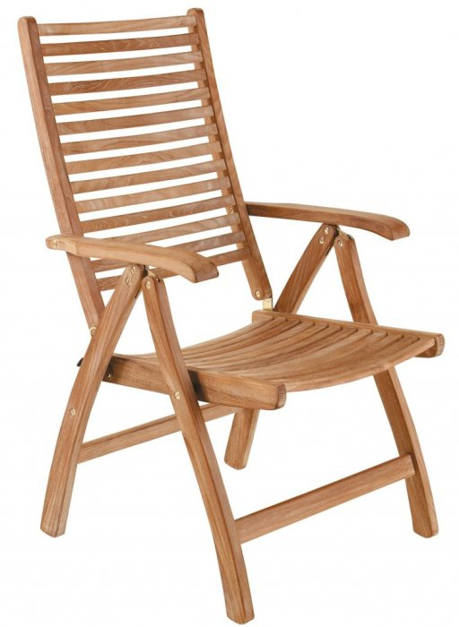 Calcutta Positionsstol Teak