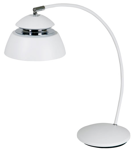 B 4301 Avalon bordlampa LED mattvit
