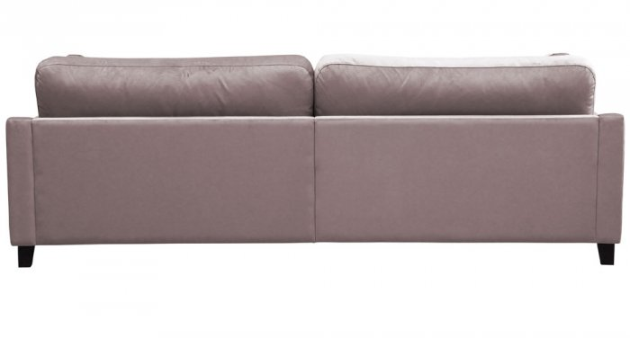 Baltimore XL 3,5-Sits Soffa Meda Dusty Pink