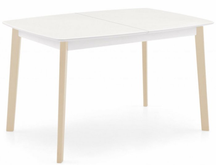 Cream Bord 130cm Optic White
