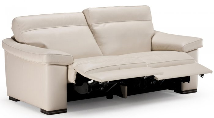 Onore B814 3-sits Soffa med elstyrd recliner
