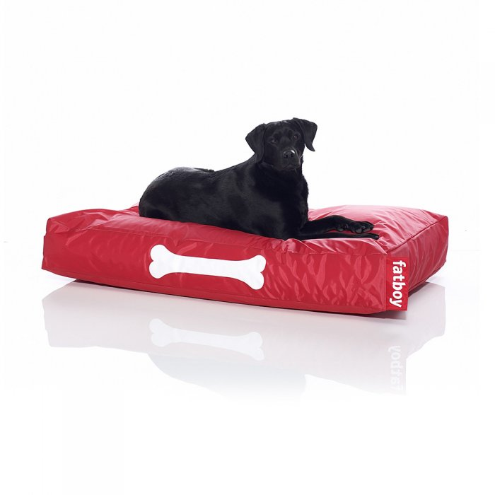 Fatboy doggielounge large red