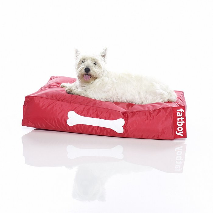Fatboy doggielounge small red