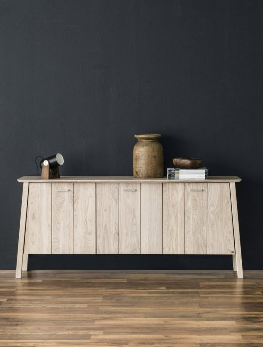 Verona Sideboard Blond Ask Miljö