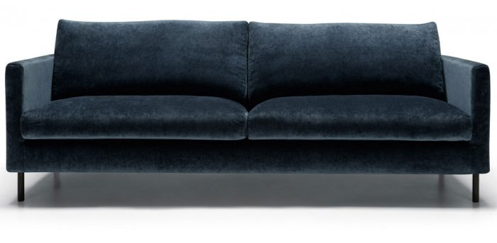 Impulse 3-sits Soffa Lux Elyot D.Blue