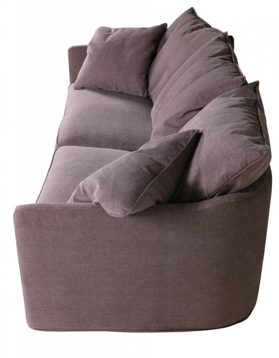 Julia 2-Sits Soffa Small Cushions