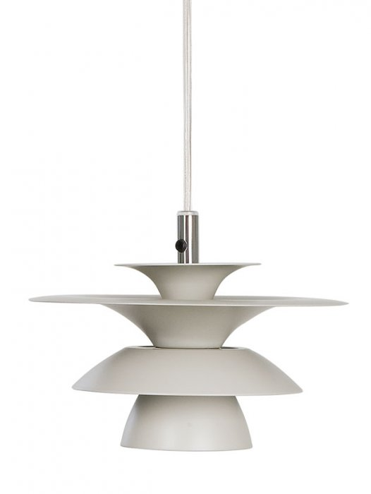 T 1281 Picasso taklampa sand