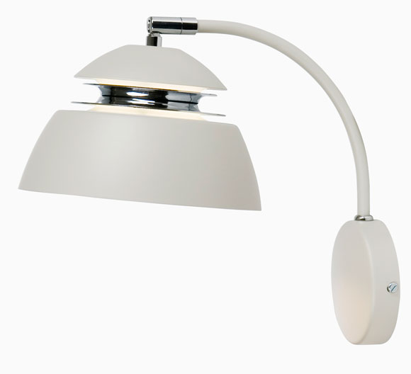 V 5301 Avalon vägglampa LED sand
