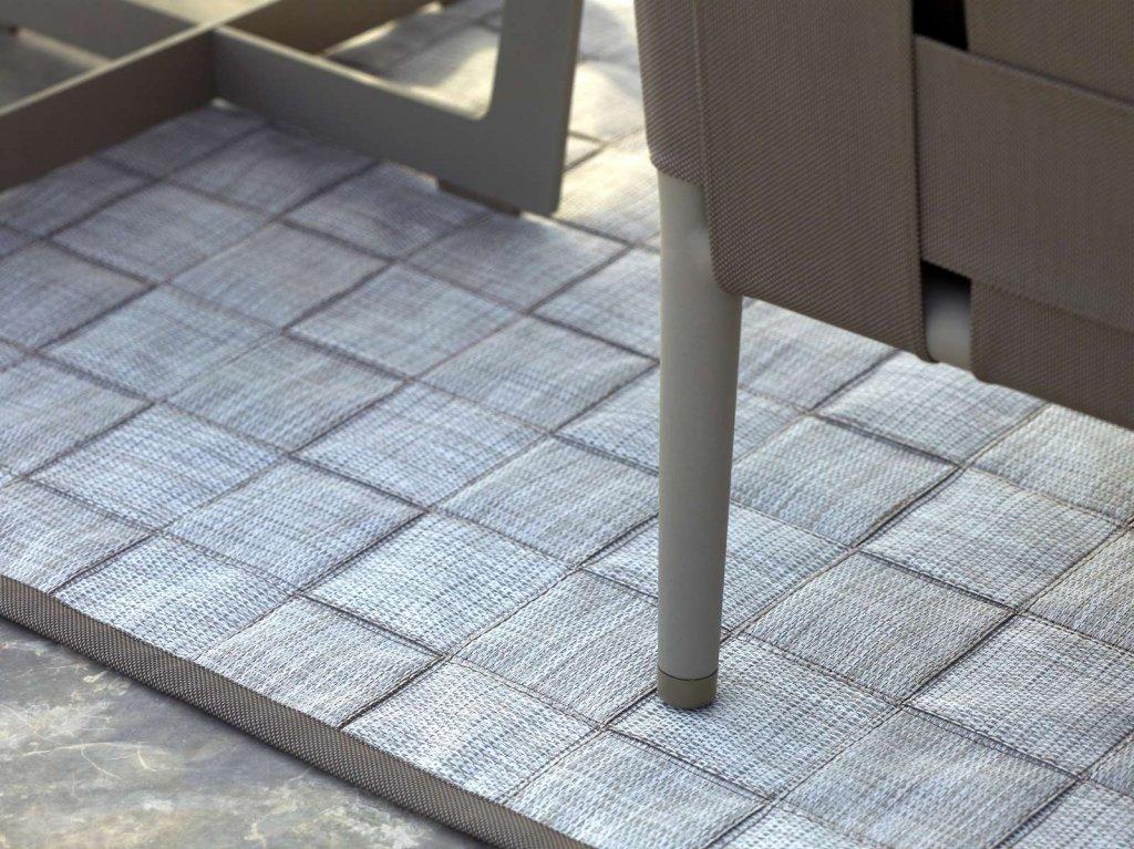 i am utematta 200x300 cm gr turkos cane line tex mattor. Black Bedroom Furniture Sets. Home Design Ideas