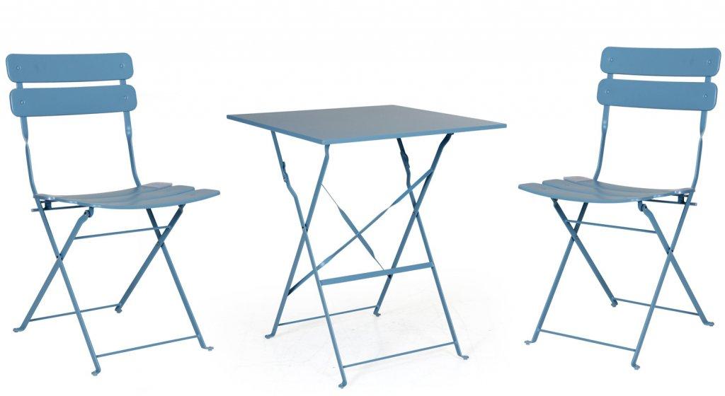 Esino Cafeset Bla Cafe Utemobler Och Tradgardsmobler