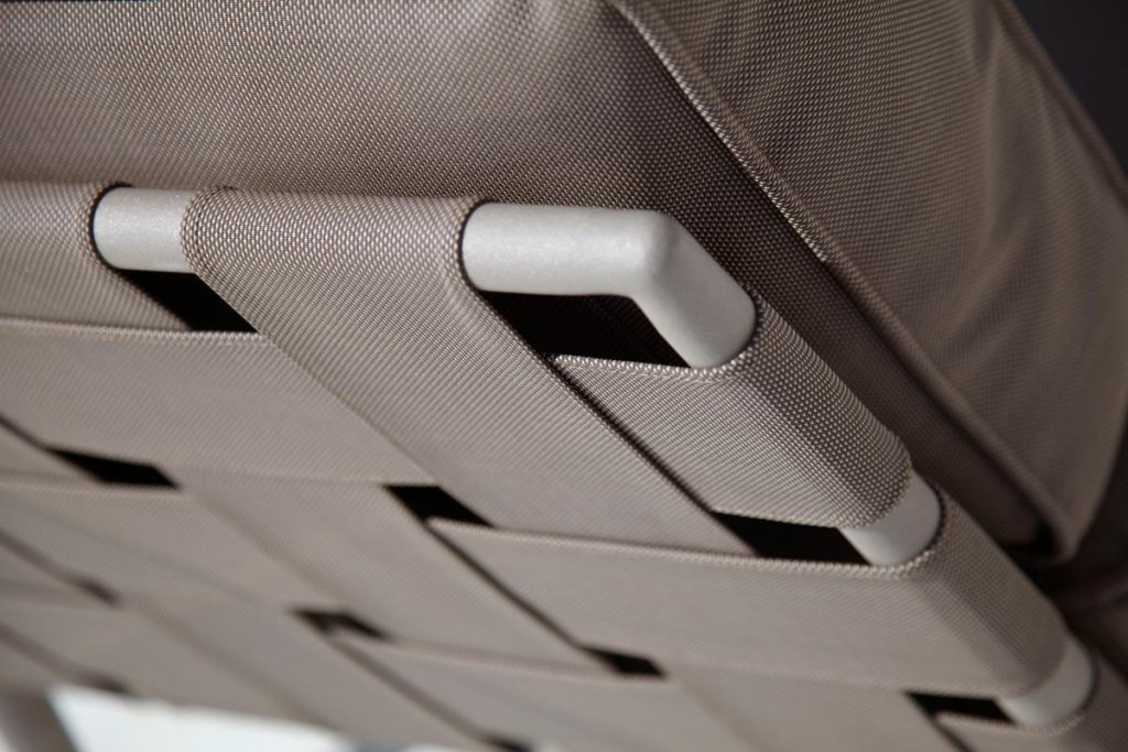 Conic lounge dagbädd modul Brun, Cane line SoftTouch Soffor& Fåtöljer Utemöbler och