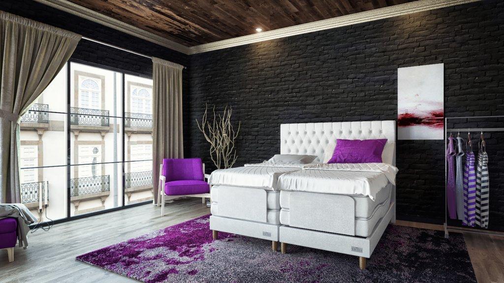 Sänggavel Quiltad med knappar 160 KAMPANJ Möbler Folkhemmet com