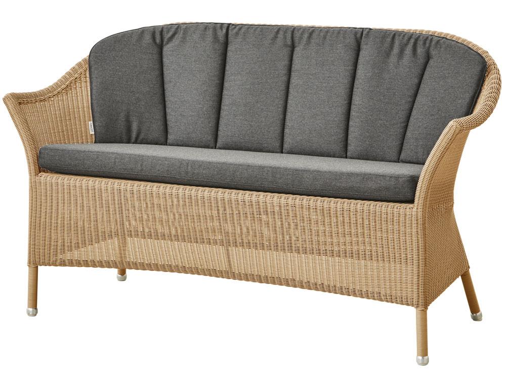 lansing soffa natural soffor soffor f t ljer utem bler och tr dg rdsm bler. Black Bedroom Furniture Sets. Home Design Ideas