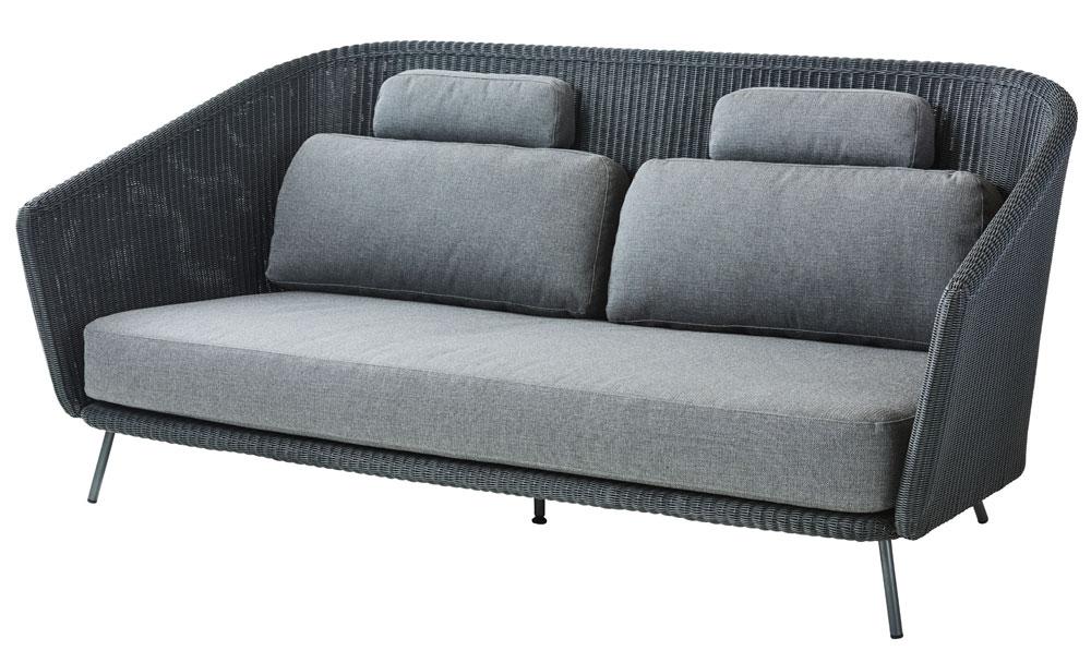 Mega 3 Sits Soffa Utemöbler Och Trädgårdsmöbler Folkhemmet Com