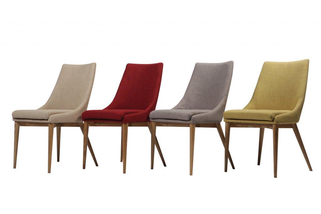 moose stol gr tt tyg ben i ask m bler. Black Bedroom Furniture Sets. Home Design Ideas