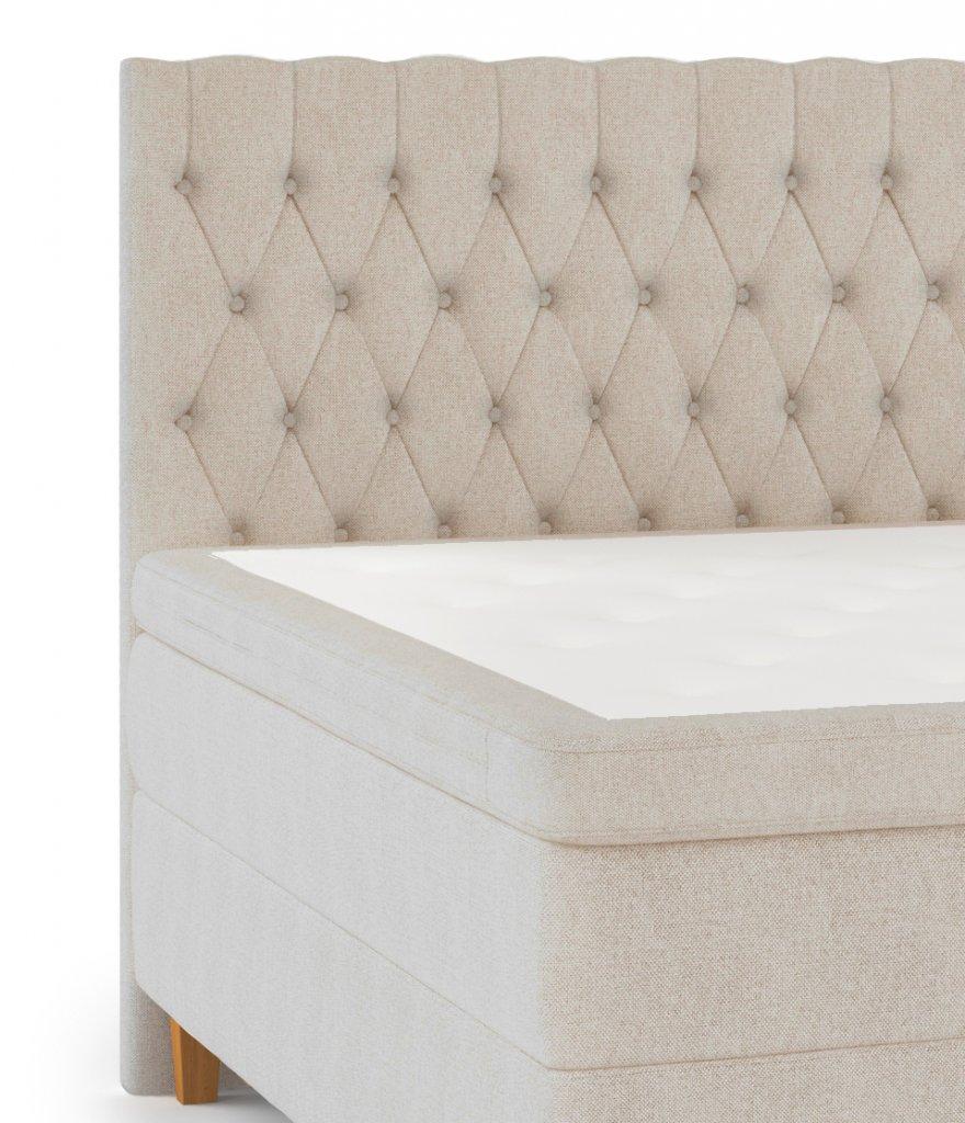Sänggavel Quiltad med knappar 180 KAMPANJ Gavlar Sovrum Möbler Folkhemmet com
