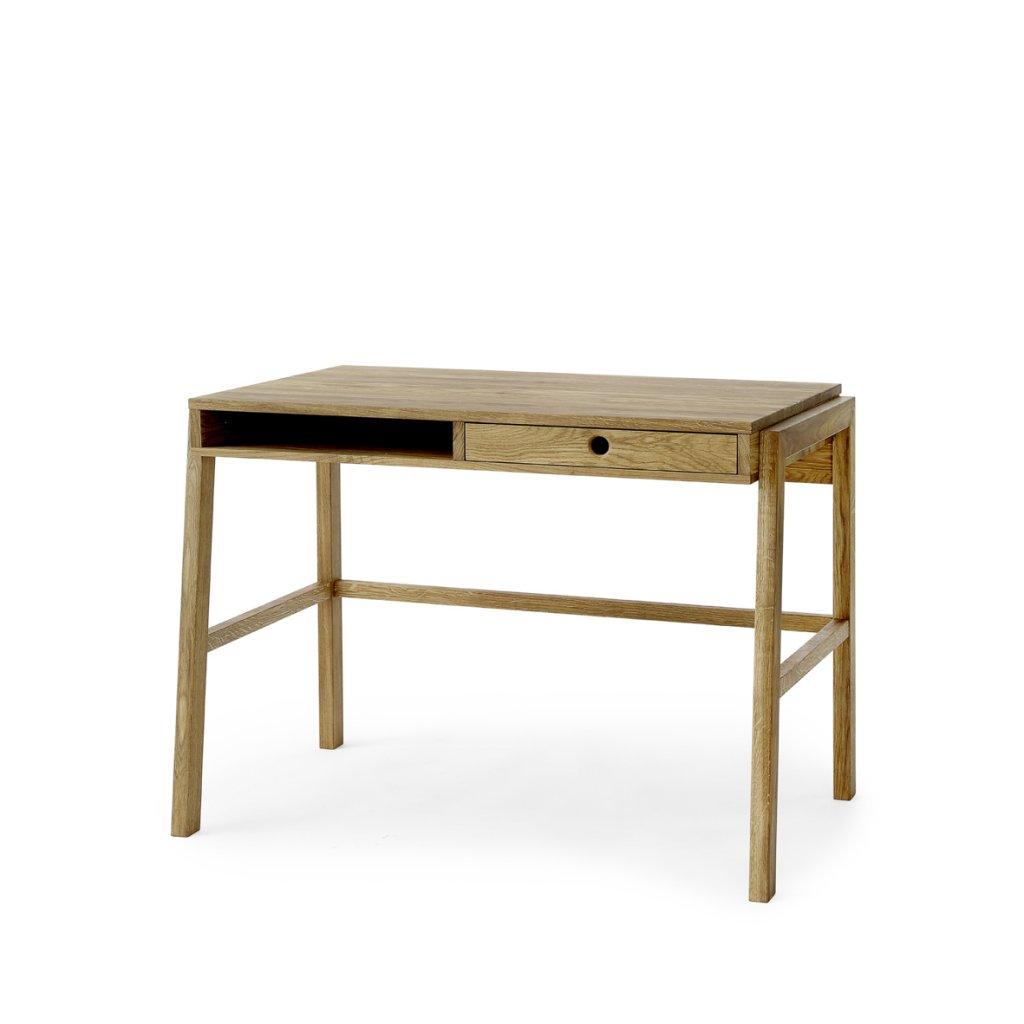 skrivbord kontor ~ pisa skrivbord oljad ek  kontor  möbler  folkhemmetcom